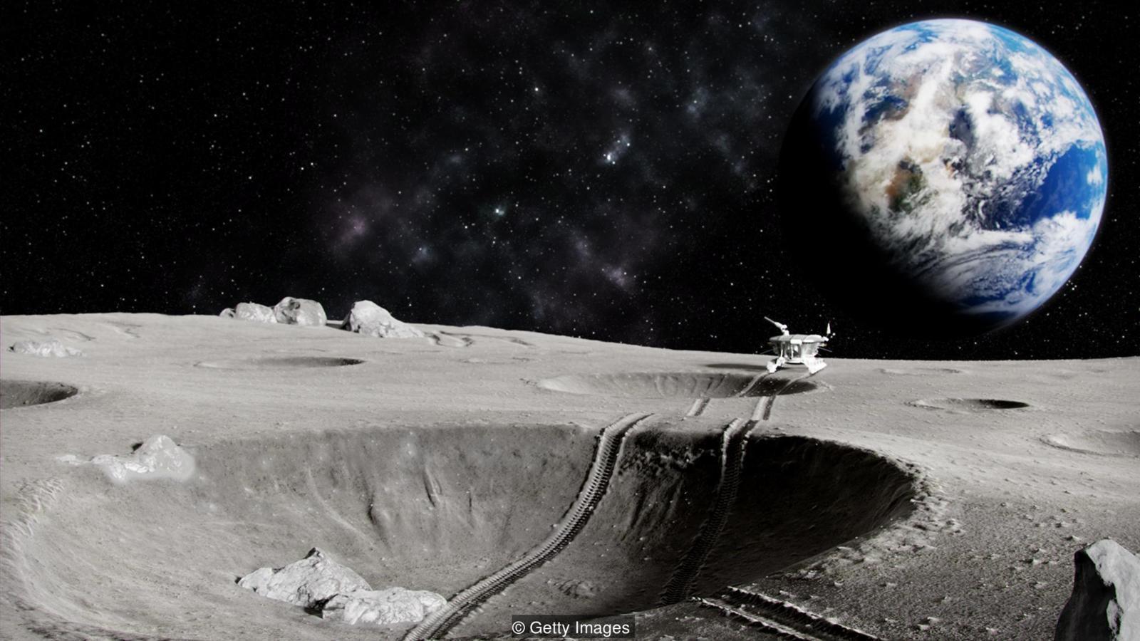 太空采矿竞赛袖珍小国也能领先?这个国家做到了