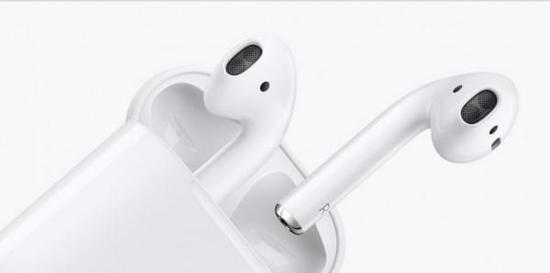 苹果推出目前最革命性的无线耳机 AirPods