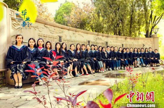 宁夏大学学霸宿舍:6朵金花或被保送或成功考研