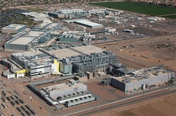 Intel计划开启42号晶圆厂:2020年冲击7nm制程大关的照片 - 1