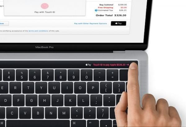 macOS继续泄密 新款MBP的Touch ID设置图标的照片 - 3
