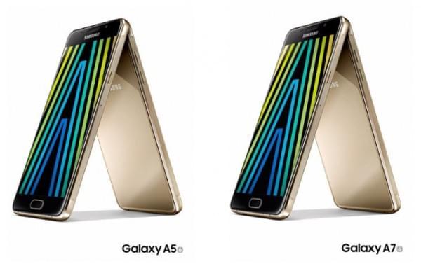 三星2017年款Galaxy A系列都具备IP68级别防水的照片