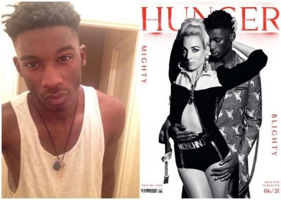 英国男模Harry Uzoka遇劫被杀身亡 终年25岁