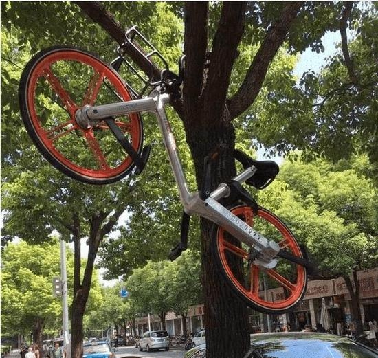 体验摩拜单车:空有理想 想跑赢太难了!