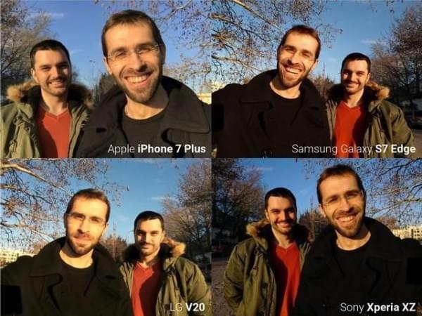 旗舰手机自拍对比: iPhone 7 Plus表现突出的照片 - 8