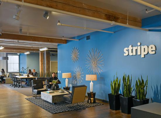 支付创企Stripe完成2.45亿美元融资 估值200亿美元