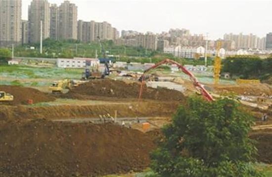 碧桂园项目未批先建拒不停工 折射多部门执法困局