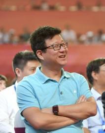 """互联网巨头丁磊:2万头""""丁家猪""""将端上国人餐桌的照片 - 2"""