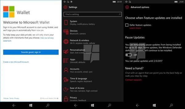 Windows 10手机的春天来了?看看2017年都有啥更新的照片 - 1