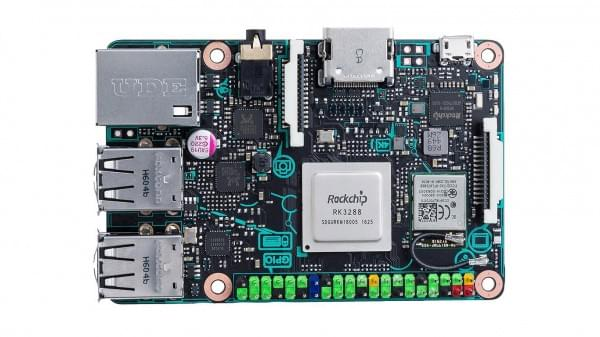 华硕推Tinker Board微型电脑:树莓派有力竞争者,支持4K的照片 - 2