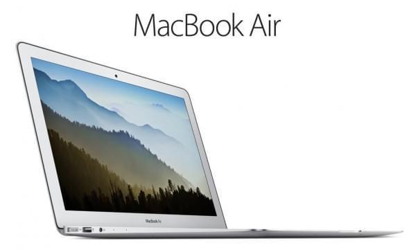 2017款MacBook Air将成为史上最便宜Mac电脑:配备电子墨水键盘