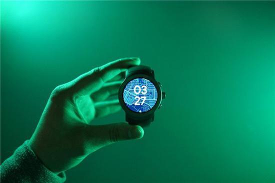 LG将推混合智能手表:石英机芯谷歌Wear OS加持