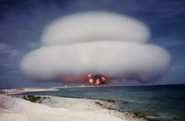美国解密档案:日本50年前就想用核弹头对抗中国