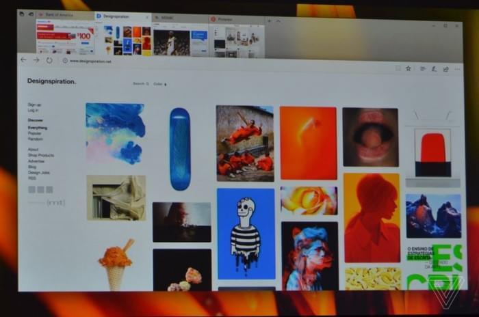 微软:Windows 10下个重大更新Edge浏览器将会更快的照片 - 4