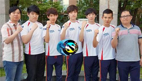 DOTA2韩国组织5名6000分选手参加TI8网友:输了别再哭