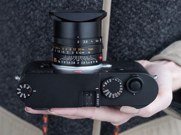 徕卡最强旗舰M10相机上手体验的照片 - 11