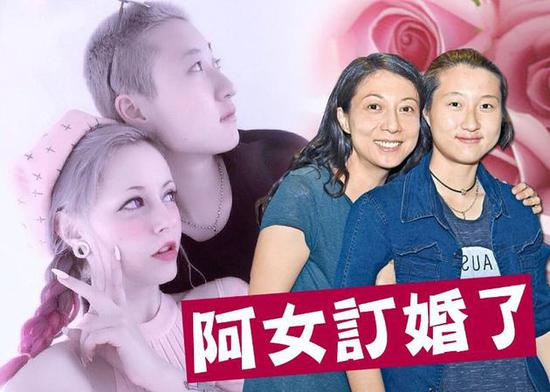 吴卓林与网红女友订婚 吴绮莉这样回应