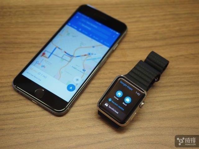 谷歌:未来谷歌地图将重新支持Apple Watch