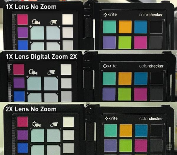 iPhone 7 Plus 双摄像头探秘的照片 - 7