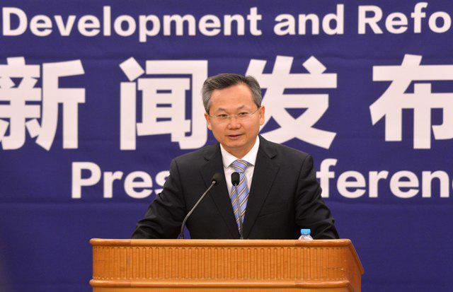 国家发改委政策研究室主任兼委新闻发言人严鹏程