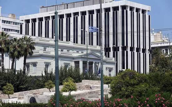 希腊驱逐2名俄罗斯外交官:涉嫌干预宗教事务