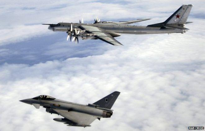 英军称其战机在黑海与6架俄战机相遇 俄方否认