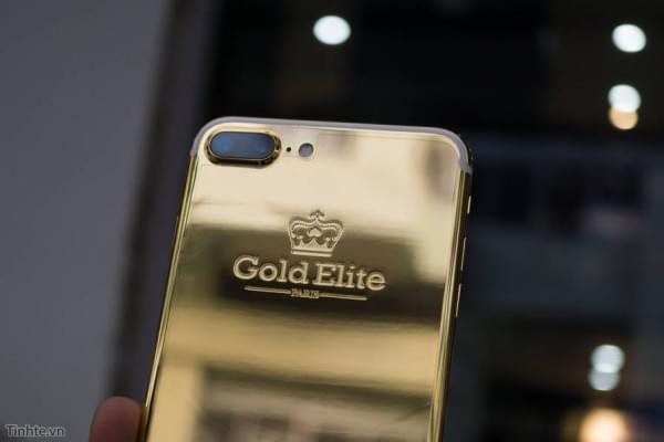 约5.5万 24K黄金iPhone7 Plus开箱图赏的照片 - 8