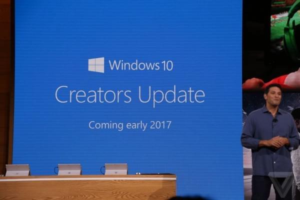 Windows 10 Creators更新将推迟至4月发布的照片