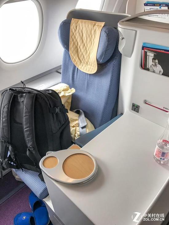 天使与魔鬼17:体验a380飞机商务舱位
