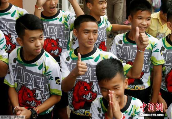 泰足球少年将短暂出家:向牺牲英雄致敬 向家人致歉
