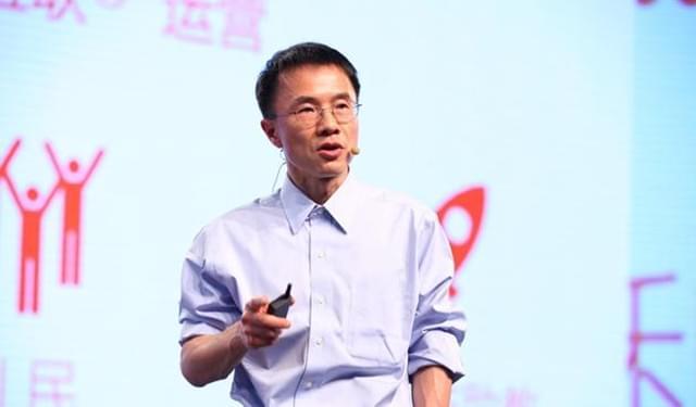李彦宏发内部信欢迎陆奇:他是百度重大变革的关键一步的照片