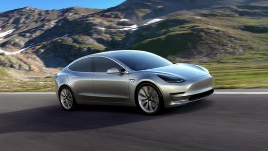 癌症晚期患者提前获得自己的Model 3汽车!