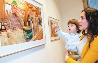 布鲁塞尔举办中国民俗面具摄影展