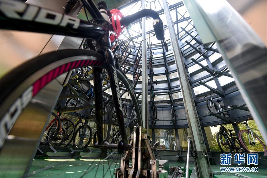 """(社会)(5)共享单车的""""智能新家"""""""