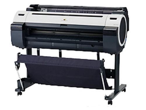 大幅面打印佳能iPF750西安现货报低价
