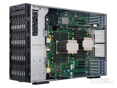 塔式强悍服务器 戴尔T630西安11400元
