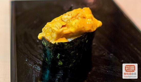 海胆卷,图片来源Miss. Neverfull