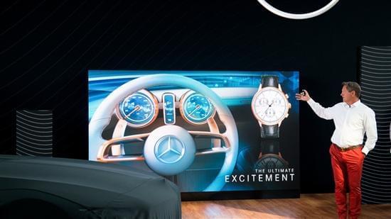 迈巴赫轿跑概念车 – Mercedes-Maybach 6实拍的照片 - 8
