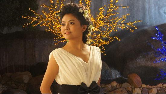 刘文彪同阿鲁阿卓拍摄《想亲娘》倾情演绎客家慈母情