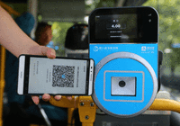 杭州公交可刷支付宝付款 将向全国推广