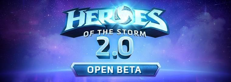 风暴英雄2.0开放测试在线修复更新日志—4月12日