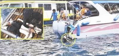 中国学霸高考后赴泰国旅行 被卷螺旋桨身亡