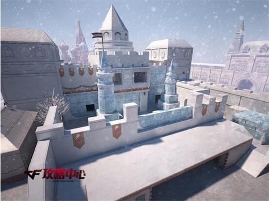 极地远攻冰雪宫殿 狙击手狙击点位一览