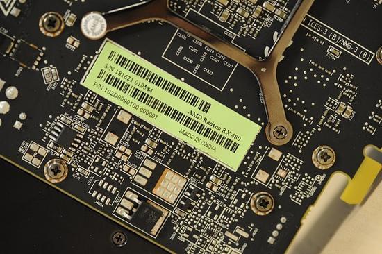 AMD RX 480海量图曝光的照片 - 16