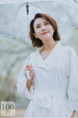 知性温暖的主持人张蕾 曾一度被认为是女汉子