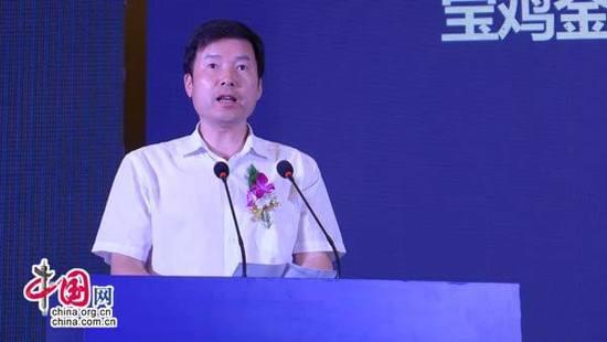 陕西宝鸡金融文化商务区战略发展研讨会圆满举行