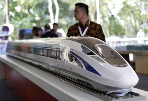 Wi-Fi service will be available on China High-speed trains in December 2016