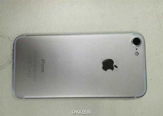 iPhone 7 原型机外壳曝光的照片 - 1