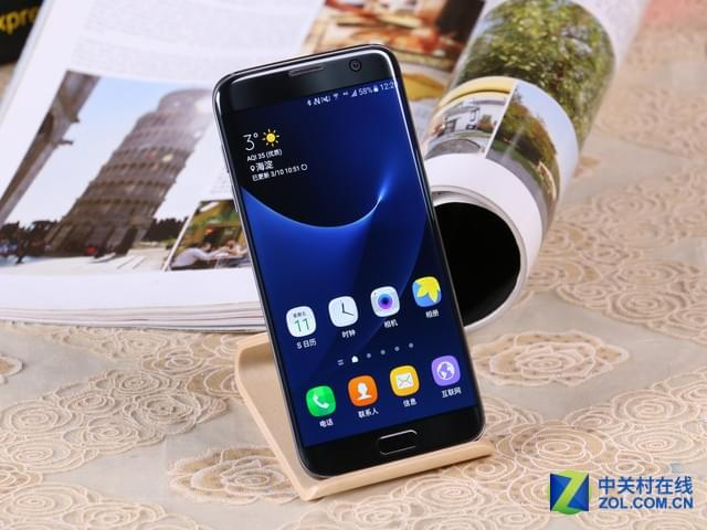 双曲面2K屏 三星Galaxy S7 Edge云南促