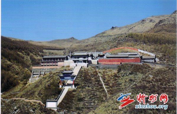 五台县古建筑——五台山凤林寺
